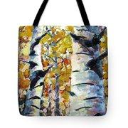 Tree Magic Tote Bag