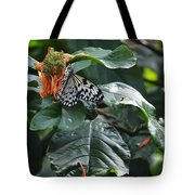 Tree Nymph On Blossom Tote Bag