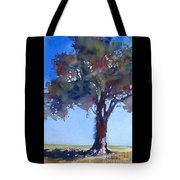 Tree Of Color Tote Bag