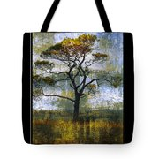 Tree Of Colours Tote Bag