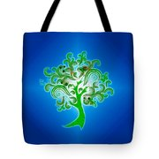 Tree Of Life Tote Bag by Cheryl Young