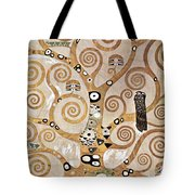 Tree Of Life - Lebensbaum Tote Bag