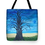 Tree Of Man Tote Bag
