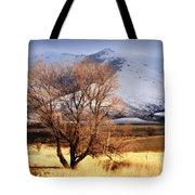 Tree On The Farm Tote Bag
