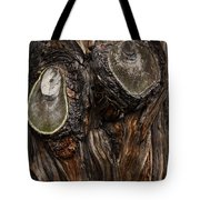 Tree Owl Tote Bag