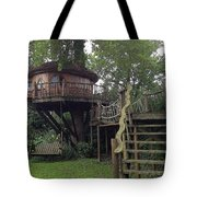 Tree Penthouse Tote Bag