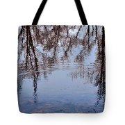 Tree Reflections I Tote Bag