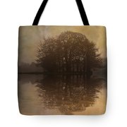 Tree Reflections II Tote Bag