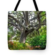 Tree Series 48 Tote Bag