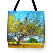 Tree Series 64 Tote Bag