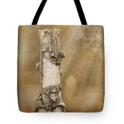 Tree Stump 2 The Forgotten Series 15 Tote Bag