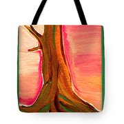 Tree Trunk Tote Bag