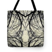 Tree Veins Tote Bag
