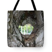 Tree View Tote Bag
