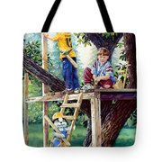 Treehouse Magic Tote Bag