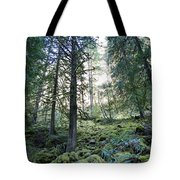 Treequility Tote Bag
