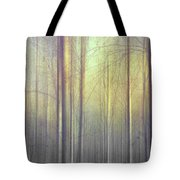 Trees Abstraction Tote Bag