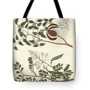 Trees From Hot Countries Tote Bag