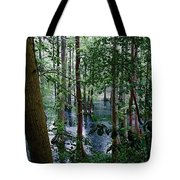 Trees Tote Bag by Nelson Watkins