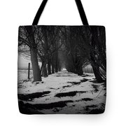 Trees Of The Ida Valley  Tote Bag