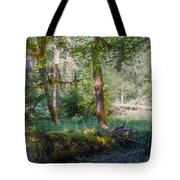 Trees Of The Rainforest Tote Bag