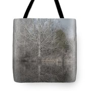 Tree's Reflection Tote Bag