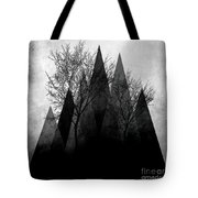Trees Vi  Tote Bag