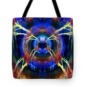 Treescape Abstract II Tote Bag
