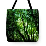 Treetops 1 Tote Bag