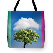 Treetypch Tote Bag