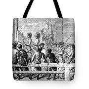 Trenton: Prisoners, 1776 Tote Bag