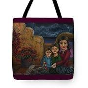 Tres Mujeres Three Women Tote Bag by Victoria De Almeida
