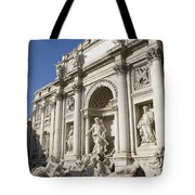 Trevi Fountain Rome Tote Bag