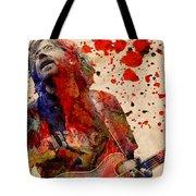 Trey Anastasio - Phish  Tote Bag