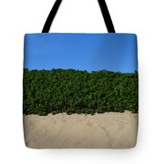 Tri-color At The Beach Tote Bag