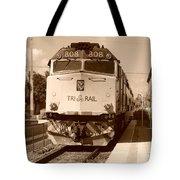 Tri Rail 808 Tote Bag
