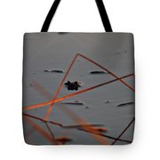 Triangle Drama Tote Bag