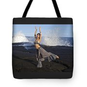 Tribal Belly Dancer Tote Bag