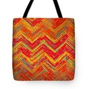 Tribal Pattern 019 Tote Bag