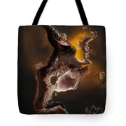 Tribal The Fire Within Tote Bag