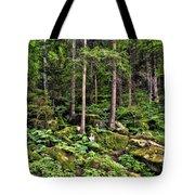 Triberg Forest Tote Bag