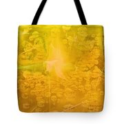 Tribute To Dew Tote Bag