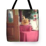 Little Italy - Rustic Door Tote Bag