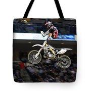 Trick Rider Tote Bag