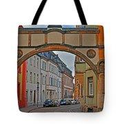 Trier Street Tote Bag