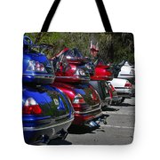 Trike - Parade Tote Bag by Christine Till