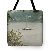 Trimaran Tote Bag