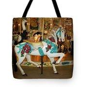Trimper's Carousel 3 Tote Bag