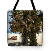 Trincomalee Palms Tote Bag