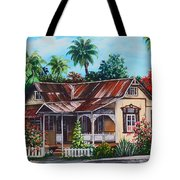 Trinidad House  No 1 Tote Bag